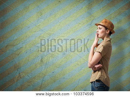 Female teenager