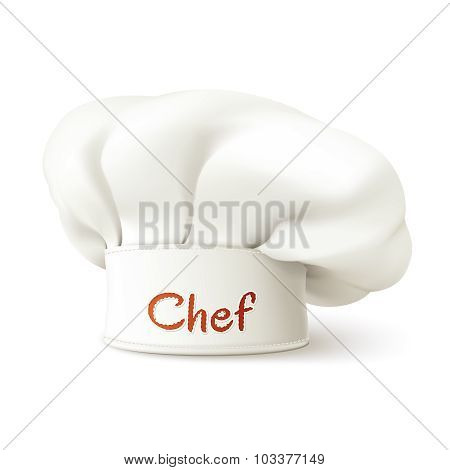 Chef Hat Realistic
