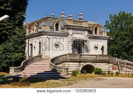 George Enescu Home In Bucharest