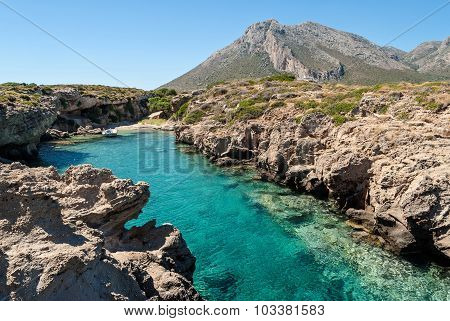 Gulf In Greece