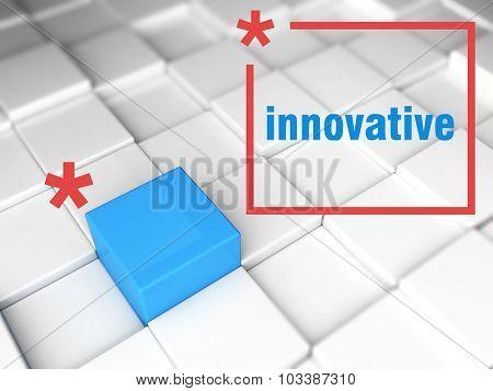 Innovative Concept. One Unique Leader