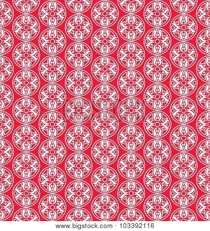 Seamless Ornamental Texture. Islam, Arabic, Asian motifs