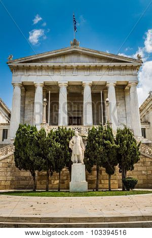 National Library , Athens, Greece
