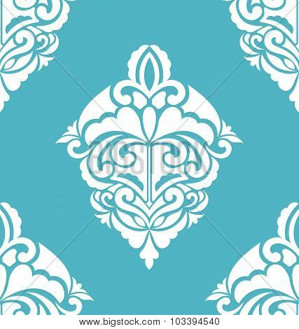 Seamless Ornamental Pattern. Vintage Luxury Texture