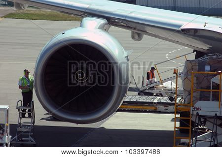 Preparing For Flight