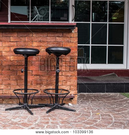Counter Nightclub With Seat Bar Stool