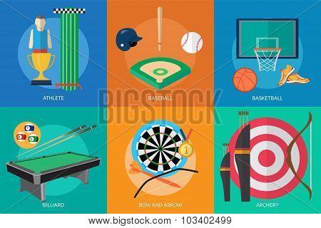 Sport & Awars