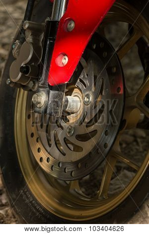Motorcycle Disc Brakes
