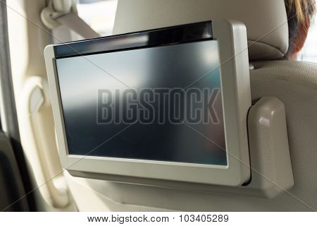 Small Tv Led Portable Interior In Car