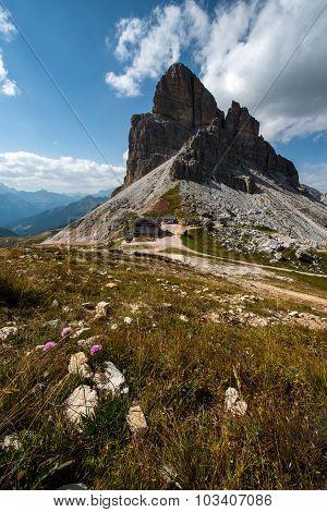 Averau Mountain, Dolomites