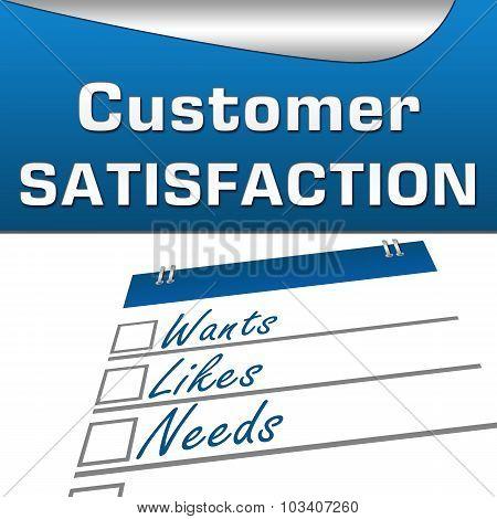 Customer Satisfaction Square