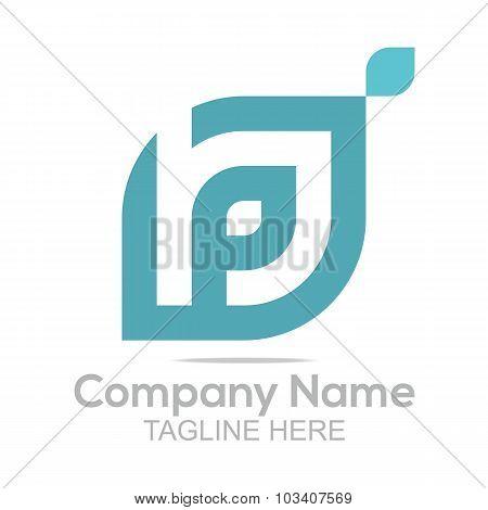 Logo Design Company Na...P Logo Name
