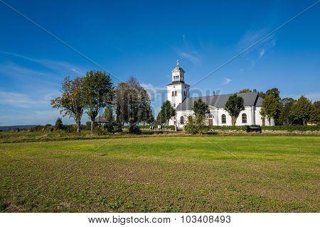 Rok church in Sweden