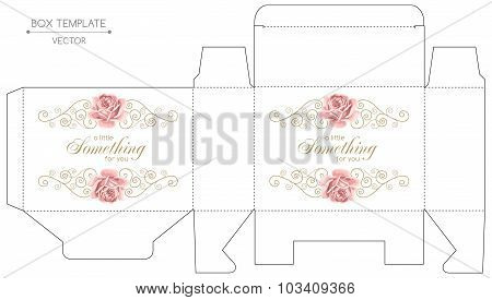 Box Design Die-stamping