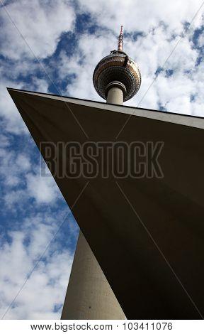 tv-tower in berlin