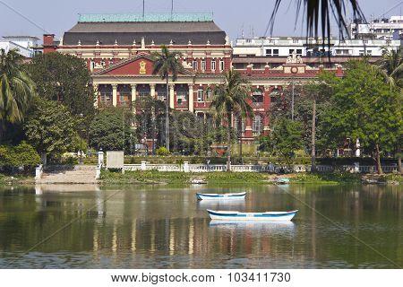 Lal Digh Lake, Calcutta