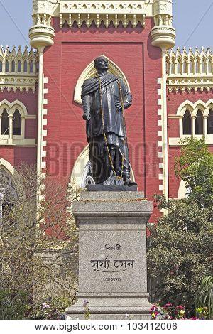 Surya Sen monument