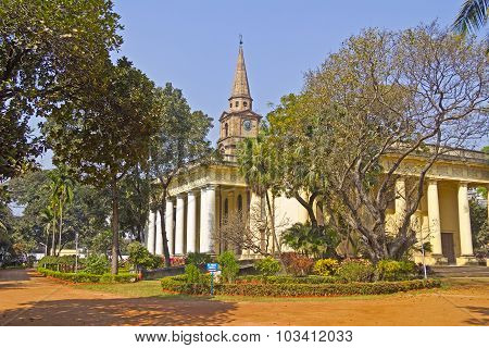 St John Church In Calcutta