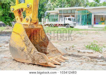 Backhoe Digger