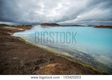 Namafjall, Myvatn Lake, Iceland