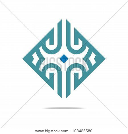 Logo design letter G Wings Icon symbol vector