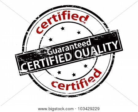 Certified Quality