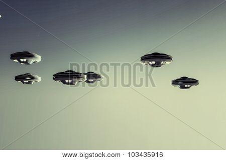 Ufo Spaceships