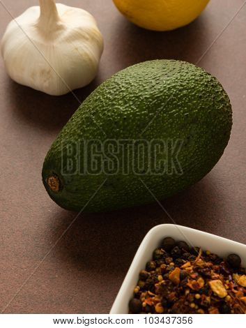 Avocado On Tabel