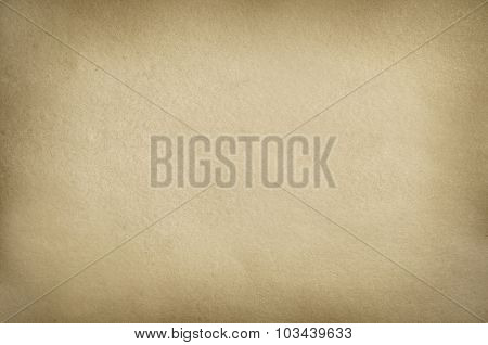 Brown Cardboard Of Paper Texture With Cast Framework