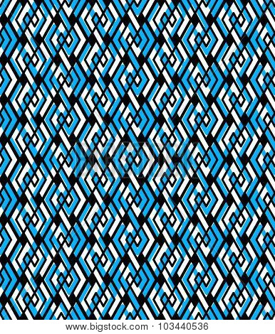 Bright rhythmic textured endless pattern, stripy continuous creative textile, geometric motif