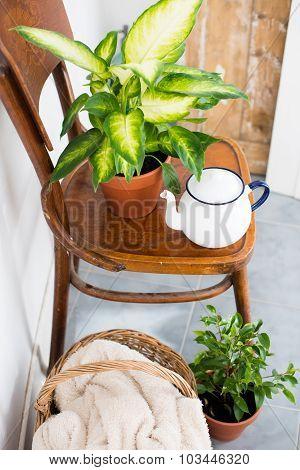decor for summer balcony