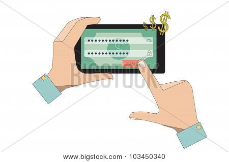 Mobile Banking.
