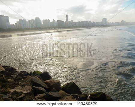 Sunrise in Santos City