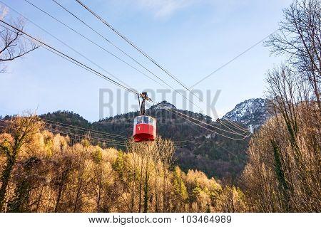 Ropeway Gondola, Predigstuhlbahn