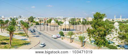 Monastir Cityscape