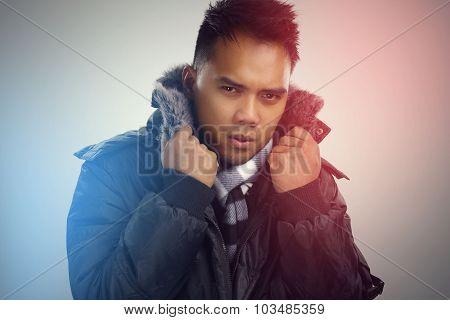 winter style - fashion guy
