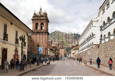 Cuzco City Center