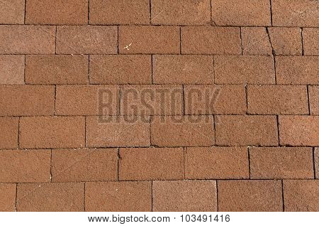 Terracotta Paving Slabs