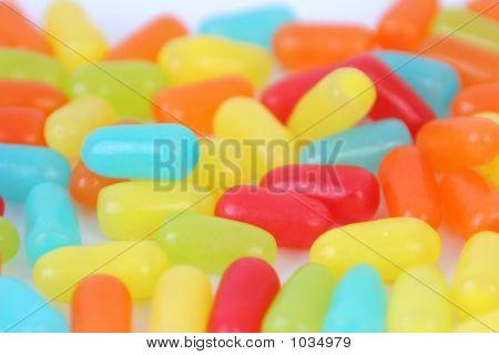 Jellybean Closeup