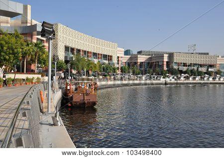 Festival Centre Waterfront in Dubai, UAE