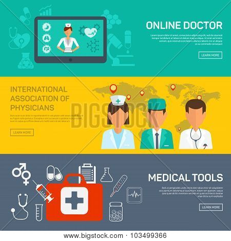 Online medical diagnosis and treatment