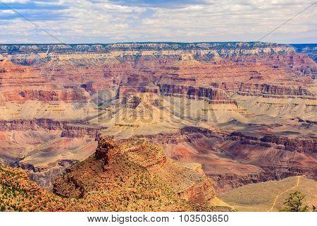 Beautiful Image Of Grand Canyon