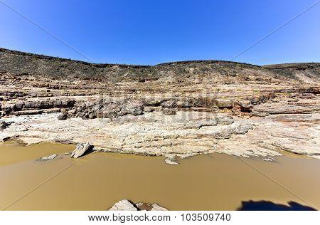Fish River Canyon -namibia, Africa