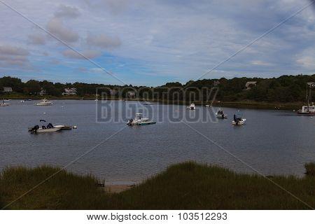 Cape Cod boats