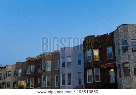 Brooklyn Residential Neighborhood