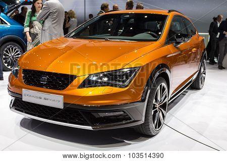 2015 Seat Leon Cross Sport
