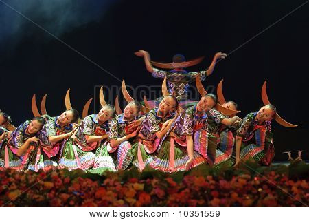 Chinese Ethnic Dance