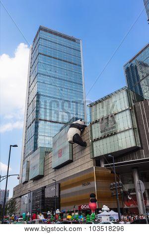 International Finance Center In Chengdu, China