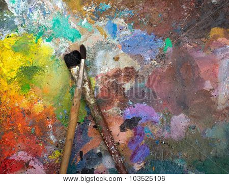 Artistic Paintbrushes