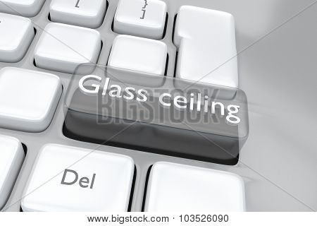 Glass Ceiling Concept